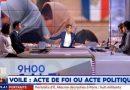 85 مناظرة تلفزيونية حول الحجاب في فرنسا بدون مشاركة أي امرأة محجبة