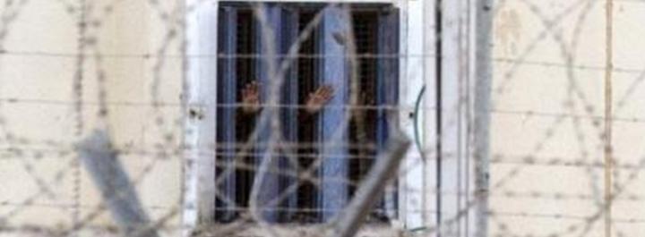 """الفلسطيني """"غنام"""".. 100 يوم من الإضراب عن الطعام بسجون إسرائيل"""