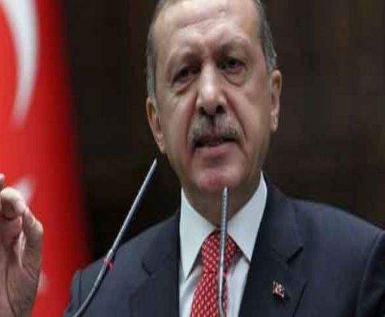 أردوغان: هدنة الـ120ساعة انتهت وأمريكا لم تف بتعهداتها