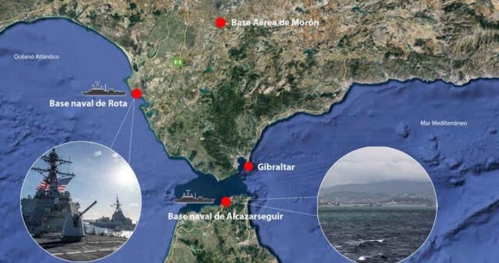 يقدم المغرب للولايات المتحدة قاعدة لإغلاق روتا