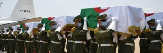 فرنسا تعيد رفات مقاتلي المقاومة الجزائرية بعد 171 سنة