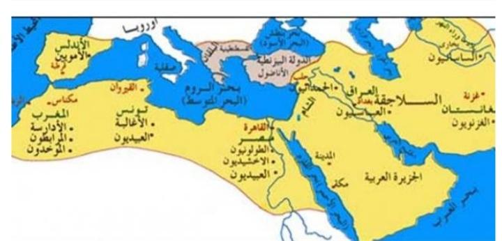 المسلمون و الغرب