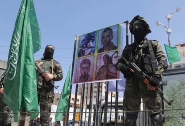 """حماس"""": إسرائيل تطلب وساطة 4 دول في صفقة تبادل أسرى"""